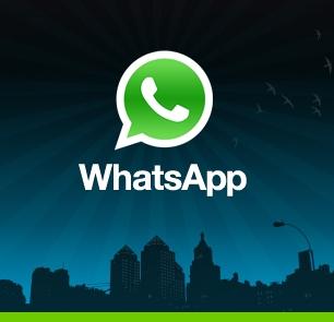 ป ายคำ iphone app social networking whatsapp