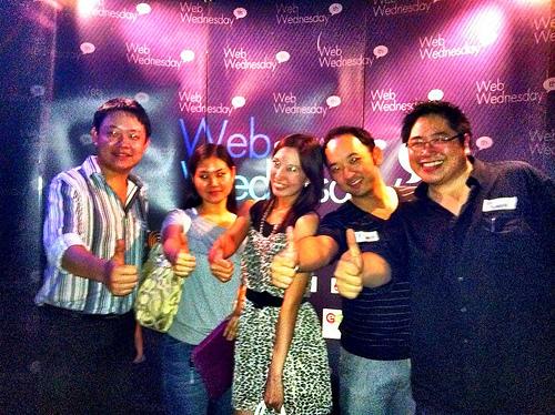 จากซ้ายไปขวา @chyutopia @mimee @nupink @tuirung @jakrapong