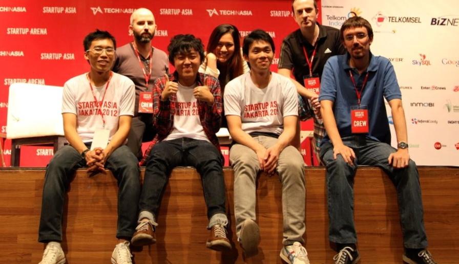Techinasia-team