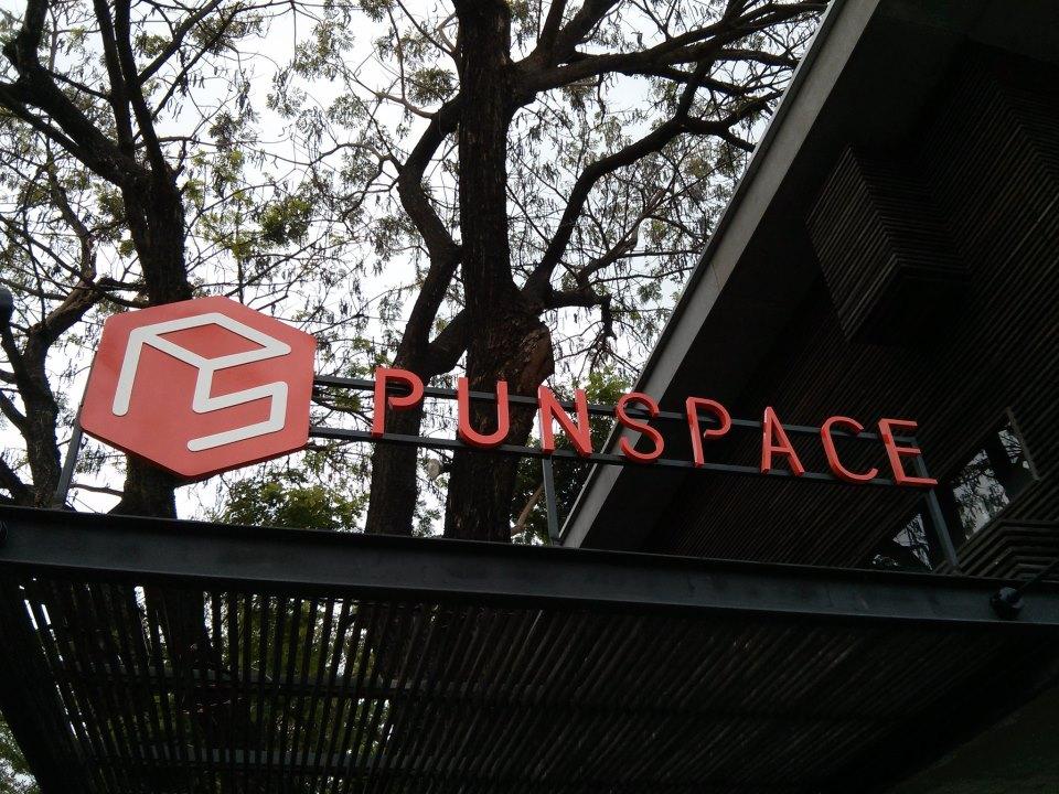 pun space