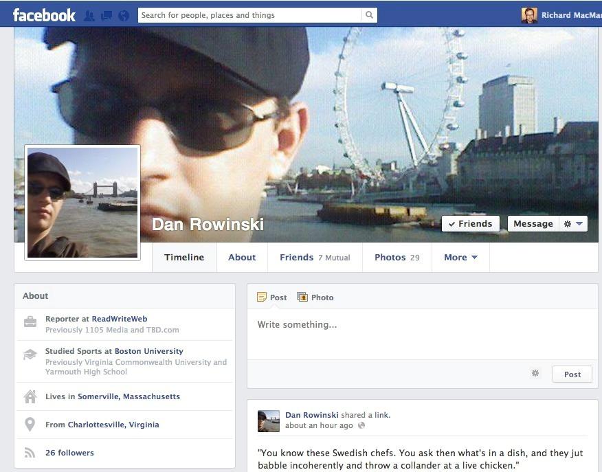 Facebook ประกาศเตรียมเปลี่ยนรูปแบบ Timeline แบบใหม่อย่างเป็นทางการ
