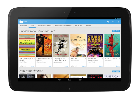 Play-store-Tablet