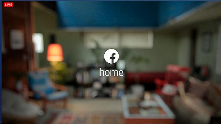 Facebook เปิดตัว Facebook Home ...ติดตามเพื่อนอย่างง่ายๆ ในหน้า Home Screen บนแอนดรอยด์