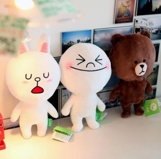 line-dolls