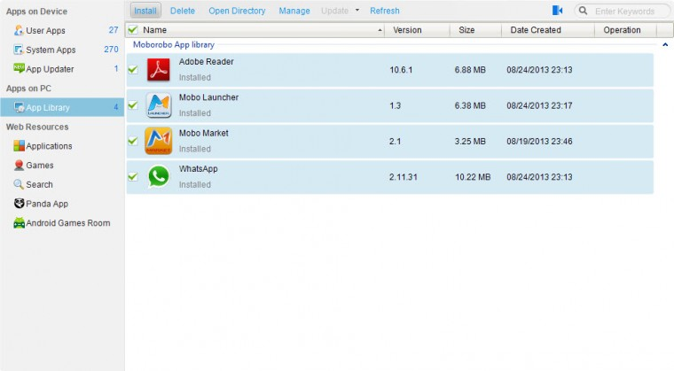 moborobo-app-batch-install