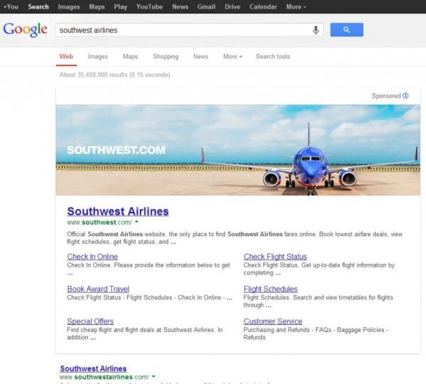 google-full-page-sponsored-image-ad