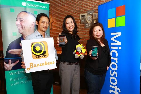 Microsoft-Thailand-and-Buzzebees
