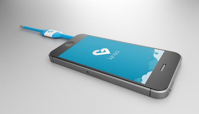 kinsa-thermometer-smartphone