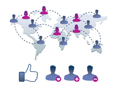 Facebook-Network-Of-Users