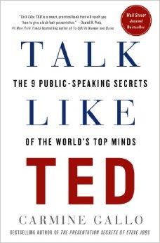 Talk-Like-TED