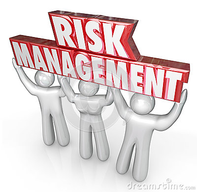 risk-management-people-team-lift-words-limit-liability-lifted-workers-to-illustrate-company-oranization-s-commitment-35557042