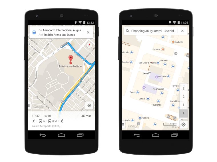 maps for mobile