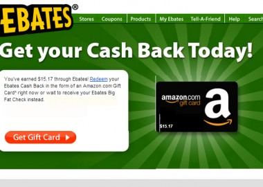 Ebates-Cash