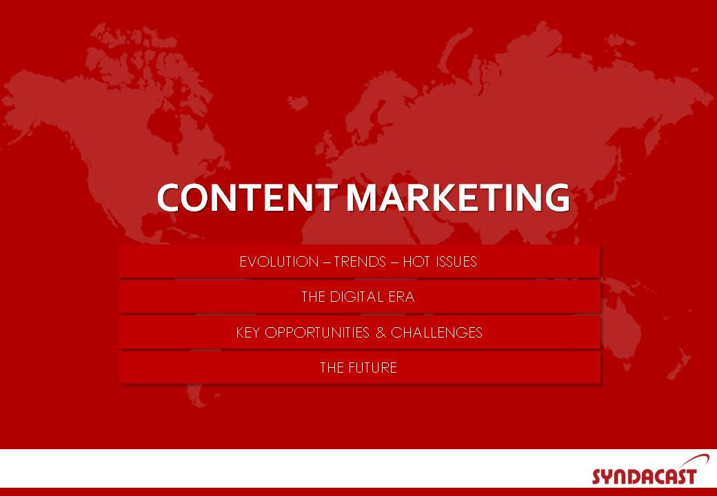 ASIA BUSINESS CONNECT - Content Marketing Conference October 2014 v_2