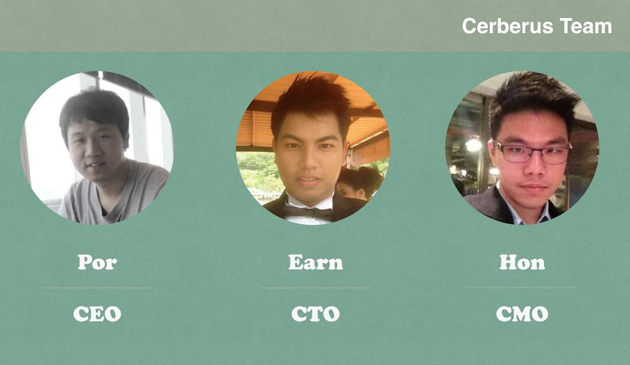 Cerberus team