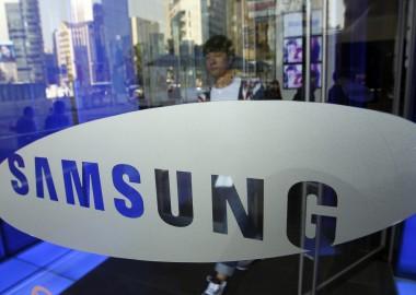 South Korea Sony Samsung
