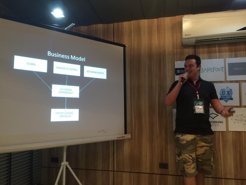startup-weekend-gosensei-pitch