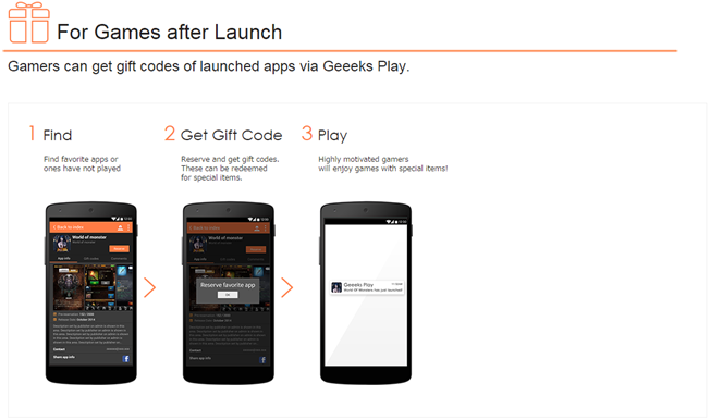 GeeeKS play gift code