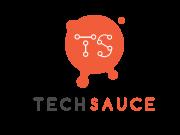 Tech sauce final logo color