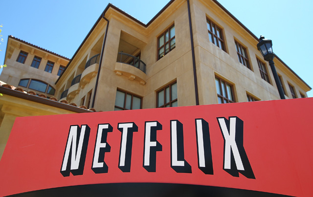 FILE:  Netflix Posts Profits Above Analysts Predictions