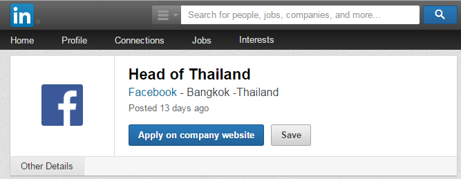 facebook-head-of-thailand