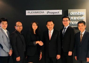 Dentsu Aegis Network Acquires Majority Share in Flexmedia