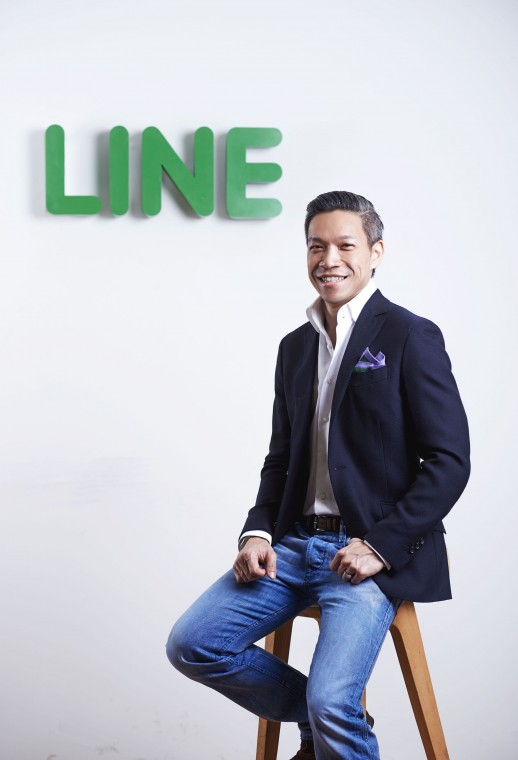 Mr. Ariya Bhanomyong_Managing Director of LINE Thailand