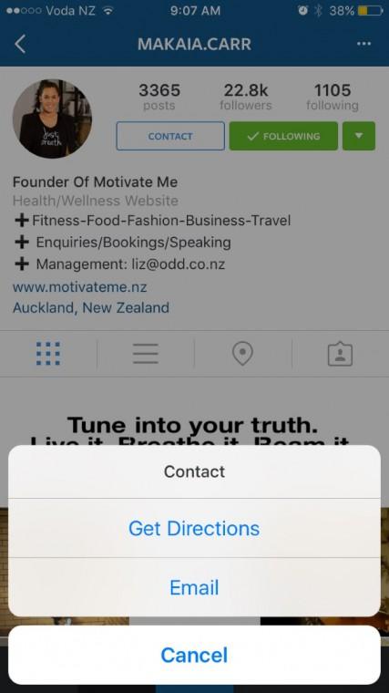 InstagramBusinessProfile