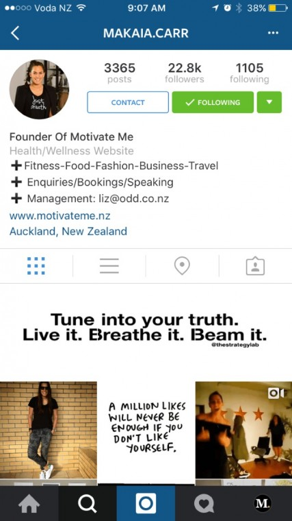 InstagramBusinessProfileVideos