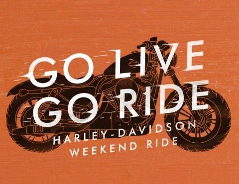 แคมเปญ Go Live, Go Ride ของ Harley-Davidson Japan