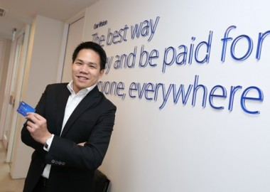 Suripong Tantiyanon, Visa Country Manager, Thailand 1