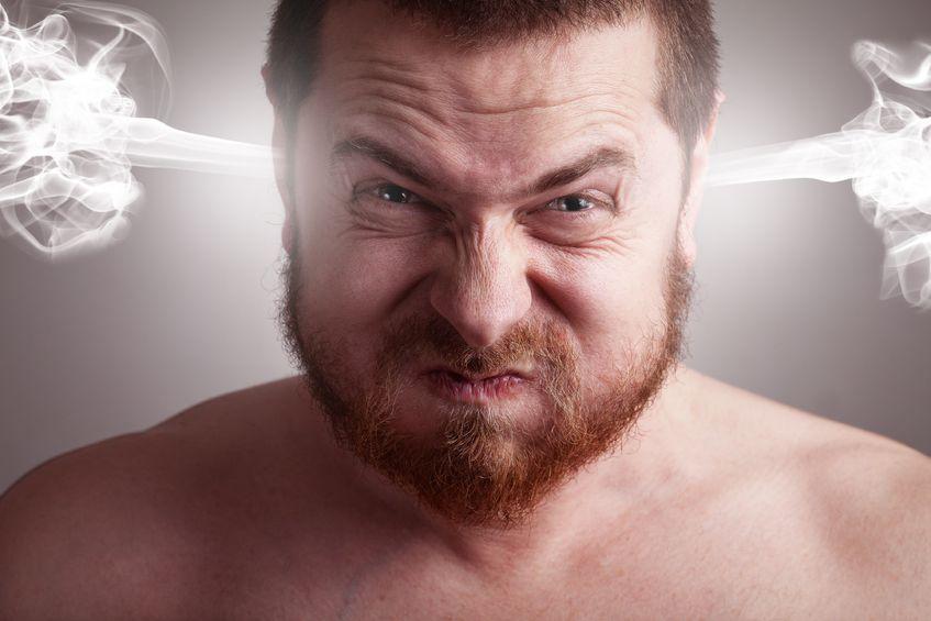 โกรธ, anger
