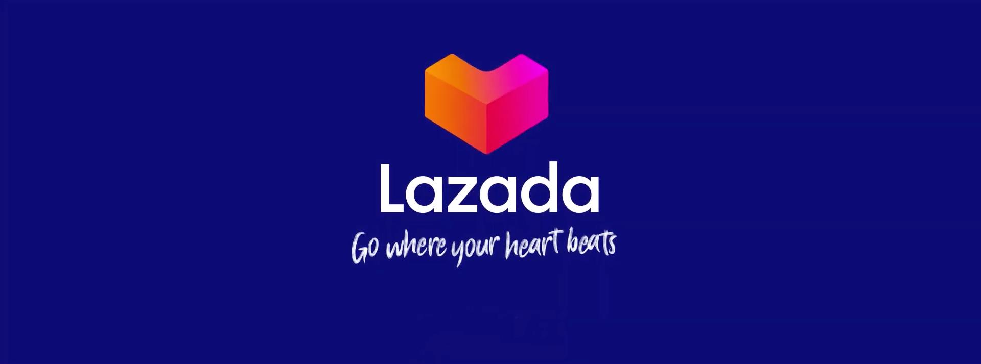 Lazada รีแบรนด์ใหม่ เป็นกล่องรูปตัว L สะท้อนถึงความมีชีวิตชีวาใน ...