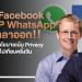 CPO Facebook และ VP WhatsApp ตบเท้าลาออก หลังระบบล่ม-เตรียมเน้น Privacy